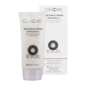 clinicare sunshield spf30